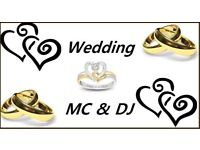 Wedding MC & DJ - Hire the BEST - For Less - Venues in London Kent Surrey England & Abroad