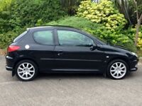 PEUGEOT GTI 3 DOOR 68000 GENUINE MILES HOT HATCH