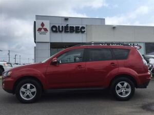 2010 Mitsubishi Outlander LS V6 AWD & 7 places