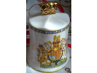 aynsley china silver jubilee bell