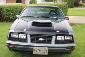 1983 Mustang T-Top