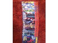Marvel Spider-Man comics