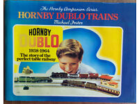 ***Hornby Dublo Trains: 1938-1964 The Story of the Perfect Table Railway***