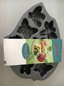 Nordic ware Bug shaped muffin/cupcake tray