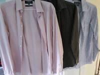 Men's Shirts 15.5 Inch Collar
