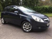 Vauxhall/Opel Corsa 1.4i 16v ( 100ps ) ( a/c ) auto 2010.5MY SE