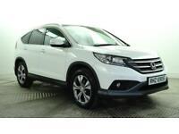 2013 Honda CR-V I-DTEC EX Diesel white Automatic