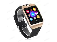 New Waterproof Bluetooth Smart Watch SIM Memory Phone Camera for Android Samsung