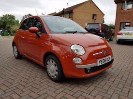 Cheap Fiat 500 2008 1.3 DIESEL