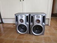 AIWA speakers SX-NH33