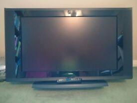 "27"" LCD Goodmans TV for sale"