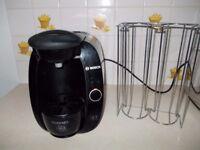Tassimo Coffee machine & Pod holder