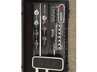 Guitar multi effects pedal zoom g 7.1 ut