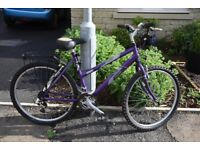 Raleigh Vixen ladies bike