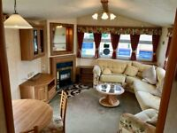 STATIC CARAVAN FOR SALE WHITLEY BAY TYNE AND WEAR NORTH EAST COAST FEES UNTILL THE END OF THE YEAR