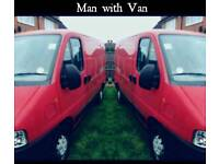 Man with Van (7 Days a week... House, Flat or Office Removals) **PROFESSIONAL and HONEST!**