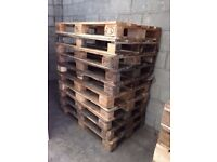 Europallets for sale for make your own furniture 16 for 55 pounds