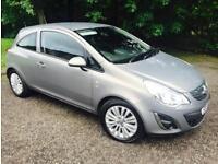 2011 Vauxhall Corsa 1.2 i 16v Excite Hatchback 3dr Petrol Manual (124 g/km,