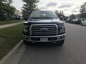 Lease takeover Ford F-150 4WD Supercrew XLT