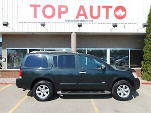 2008 Nissan Armada LE 4x4 and 8 seats!!!