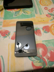 HTC M7 phone 32 gigs unlocked