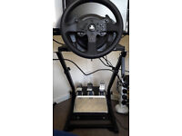 Thrustmaster T300, T3PA-pro and GT Omega stand PS4/PC