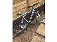 Merida Matte20 white/blue/black mountain bike