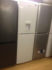 fridge freezer with water dispenser