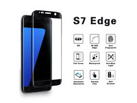 Samsung Galaxy S7 Edge Full Cover Tempered Glass Screen Protector
