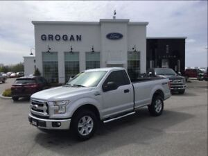 2016 Ford F-150 4x4 xlt 8ft