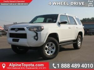 2015 Toyota 4Runner SR5  Lifted - Running Boards - 4x4 - Roof Ra