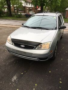 2007 Ford Focus Wagon. Must Sell - $1500