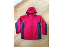 Regatta Hydrafort 3 in 1 jacket Age 9-10 years