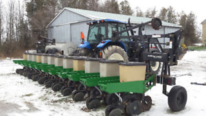 """Great Plains 12 row, 30"""" stack fold planter"""