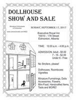 Dollhouse Show and Sale