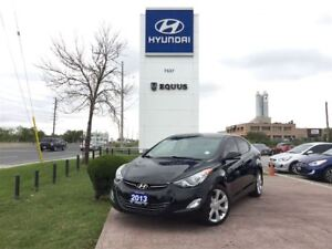 2013 Hyundai Elantra Limited - HEATED SEATS, BLUETOOTH