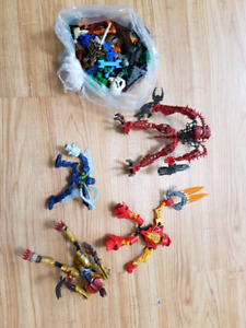 Bionicle and transformer