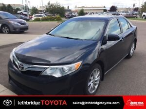 Value Point 2013 Toyota Camry LE Value PKG - SUNROOF!