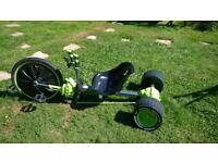 Green machine go cart