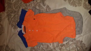 New boys romper set