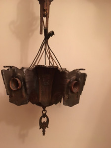 Antique Chandelier - dated from 1920s / 1930s