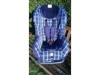 Britax Renaissance car seat .