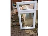** uPVC Double Glazed Window White Ref W4