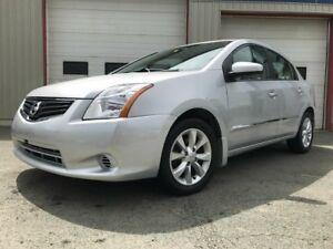 2012 Nissan Sentra 2.0 SL CVT