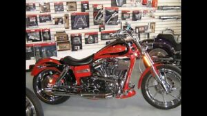 Dyna Screaming Eagles CVO