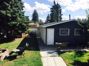 3 bedroom main floor for rent at north glenmore park