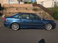 2006 Saab 1.9 tid diesel ,,150bhp,, mot and taxed £650