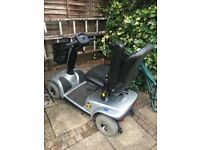 Mobility Scooter Hardly Used