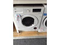 Beko 8kg intergrated washer/dryer. RRP £499 12 month gtee