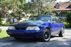 Ford Mustang 1989 LX 5.0L 334 HP